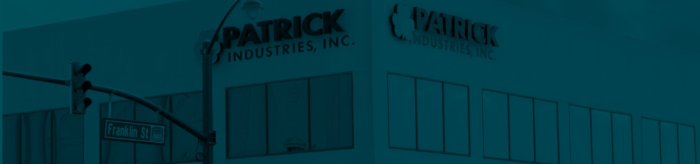 Contact Patrick Industries