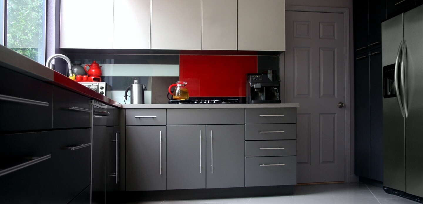 Industrial kitchen setting